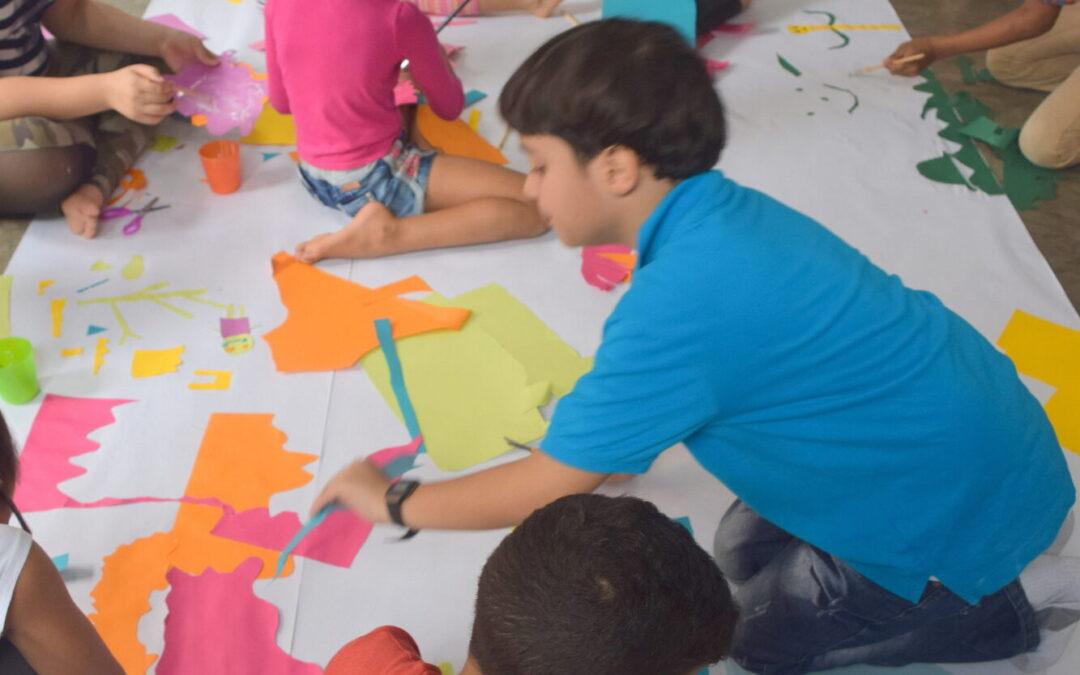 Proyecto cultural para jóvenes  y niños de la comunidad