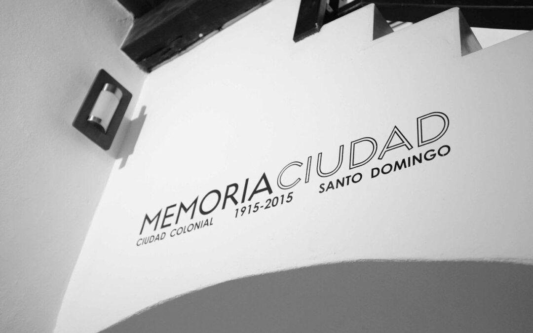 Memoria y Ciudad 1915-2015