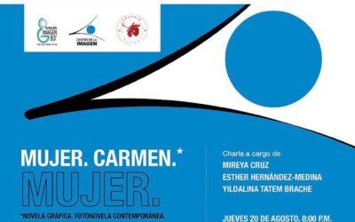 Video: Charla Mujer.Carmen.Mujer.