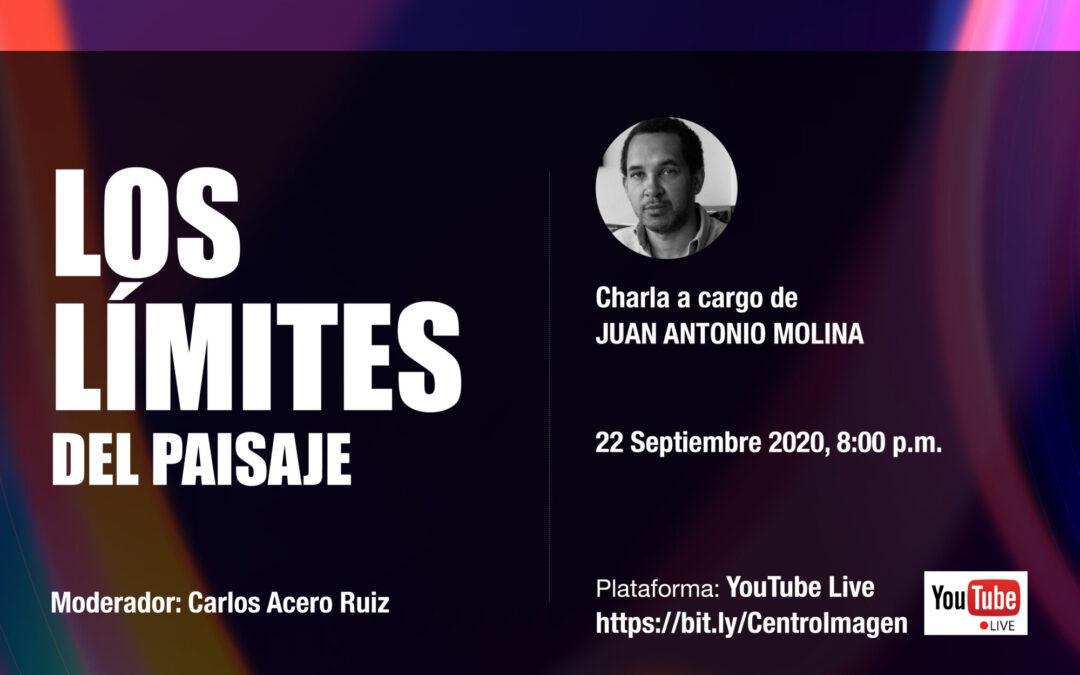 Video: Los límites del paisaje, charla a cargo de Juan Antonio Molina