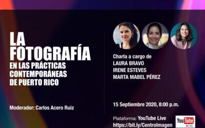 Video: La fotografía en las prácticas artísticas contemporáneas de Puerto Rico