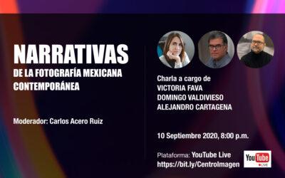 Video: Narrativas de la fotografía Mexicana contemporánea