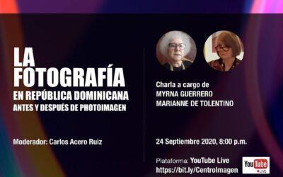 Video: La fotografía en República Dominicana, antes y después de Photoimagen